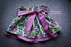 Girls' clothing tutorials - Fourteen skirts & Three dresses