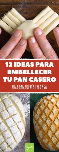 12 ideas to beautify your homemade bread Canned Blueberries, Vegan Scones, Gluten Free Flour Mix, Scones Ingredients, Baking Classes, Vegan Blueberry, Pastry Cake, Sweet Bread, Bakery