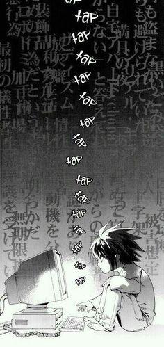529 Best L Lawliet Images Death Note L Death Note Death