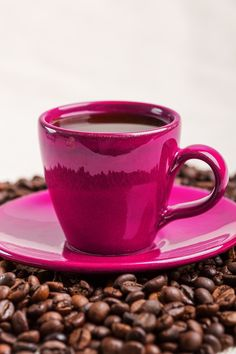 delightful. coffee in pink:-)))