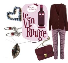 """""""As we say in french"""" by katlix-design on Polyvore"""