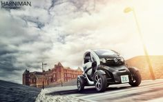 Renault Twizy, here is the location photo shoot http://www.harniman.com/blog/honeycomb-twist-twizy-renault/ #Renault #Twizy #cars #photography