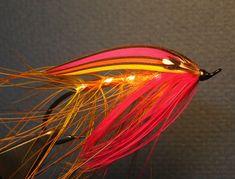 Wilson Dawn - Tied by Hunter Bachand Fishing Lures, Fly Fishing, Steelhead Flies, Atlantic Salmon, Salmon Flies, Fly Tying, Patagonia, Dawn, Patterns