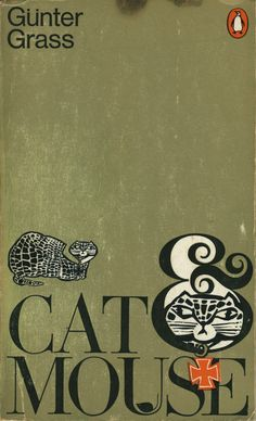 Cat Mouse by Günter Grass