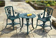 Gablemere 2 Seater Bistro Set    Take  this Budget Novelty. At Luxury Home Brands WE always Find Great Stuff for you :)