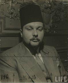 King Farouk of Egypt in Life Magazine
