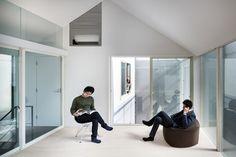 A/C Unit Screen  Transustainable House | Sugawaradaisuke