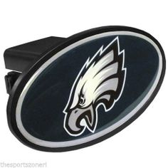 Philadelphia Eagles Trailer Hitch Cover Series #4  Visit our website for more: www.thesportszoneri.com