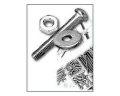 224 Piece Stainless Steel Nut, Bolt and Washer Assortment