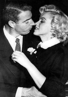 Mariages de stars qui ont marqué l'histoire: Marilyn Monroe et Joe DiMaggio