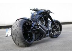 Harley-Davidson VRSC Night Rod Spezial - 1