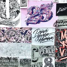 Gemma O\'Brien is a design rockstar. -- use #typegang to be featured -- #pen #pencil #paper #graphic #sketchbook #graphics #sketch #draw #masterpiece #artsy #instaartist #gallery #adobe #typography #photoshop #lettering #adobeillustrator #handlettering #graphicdesign #vector #artoftheday #instaart #pencildrawing #type #goodtype #illustrator #thedailytype