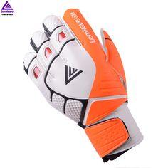 Voetbal Voetbal Handschoenen Mannen Latex Keepershandschoenen voetbal handschoenen-latex plam Doel Keeper Handschoenen Voor Training