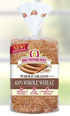 Giveaway: winner will receive three $5 off coupons to buy any Brownberry® bread
