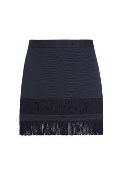 #sassandbide | THE FACES, THE PLACES skirt | #fringing #fringe #nativeamerican #southamerican #skirt #navy #fringed #tassels
