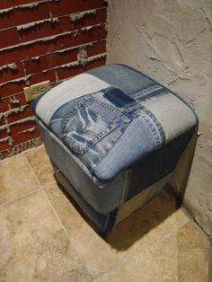 Stuff to make with old jeans