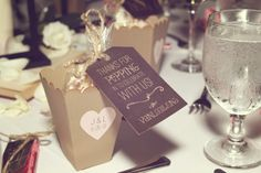 Darling Gift Idea for your guests!