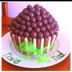 Malteaser Cake