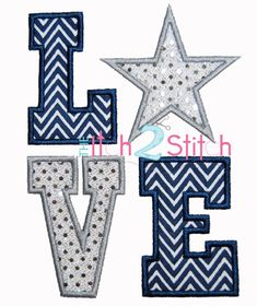 Hey, I found this really awesome Etsy listing at https://www.etsy.com/listing/162879888/star-love-applique-design-sizes-5x7-and