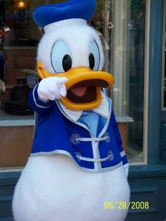 Donald F. Duck...this 1 is for my sister!