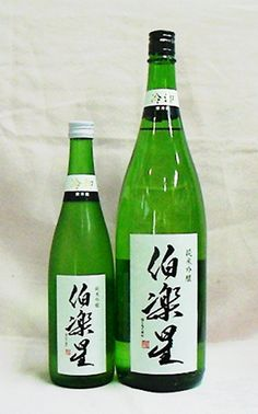 Hakurakusei Junmai Ginjo  / Sake / 伯楽星純米吟醸