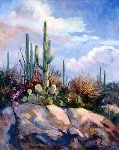 Our Desert Pride ~ Sharon Maia Wilson
