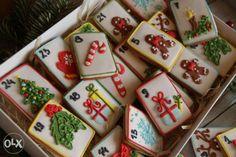 Kalendarz adwentowy pierniczki ciasteczka Boże Narodzenie Turza Śląska - image 2