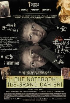 The Notebook (2013) #Hungria