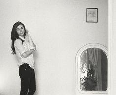 Julia Holter 'siente' en el adelanto de su nuevo disco
