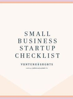 Want to see faster growth in your business? Get my FREE Rapid Biz Growth Checklist for Adventurous Entrepreneurs! http://www.ventureshorts.com
