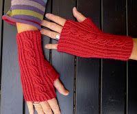 kråkspark: Torgvantar till hösten Diy Crochet And Knitting, Free Knitting, Knitting Patterns, Mittens Pattern, Fingerless Mittens, Wrist Warmers, Hats For Women, Free Pattern, Former