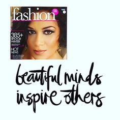 Beautiful minds inspire others .... stay true to who you are! #instaquote #motivation #workfmhomediva