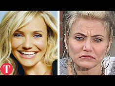 10 Actors REJECTED By Hollywood - YouTube Amazing Makeup Transformation, Celebrities Before And After, Celebrities Then And Now, Brigitte Bardot Now, Mature Women Hairstyles, Celebrity Bodies, Old Movie Stars, Hollywood, Actresses