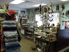 Native American Store, Eagle, Spirit