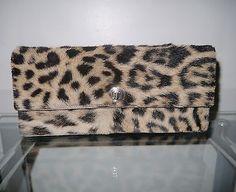 Amazing real jaguar #leopard ocelot real fur #handbag #clutch shoulder bag,  View more on the LINK: http://www.zeppy.io/product/gb/2/252725378104/