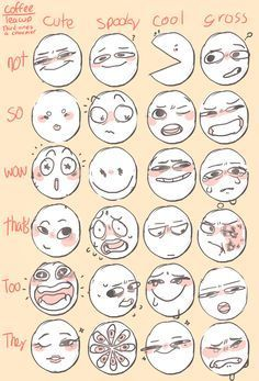 Drawing Tips Faces das funny af - Drawing Prompt, Drawing Sketches, Art Drawings, Drawing Tips, Drawing Ideas, Funny Drawings, Drawing Face Expressions, Facial Expressions Drawing, Expression Sheet