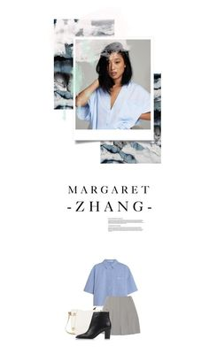 """""""ʃ ʌ ɪ n / b ʌ ɪ / θ r iː / - 0 3 4 -"""" by hey-anna ❤ liked on Polyvore featuring See by Chloé, T By Alexander Wang and Acne Studios"""