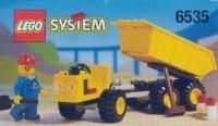 View LEGO instructions for Dumper set number 6535 to help you build these LEGO sets