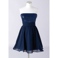 My 8th grade formal dress<3 With a bow in the back c: SO excited!