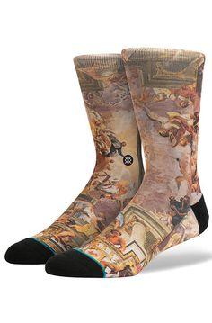 Stance Socks The Glorification Socks in Multi