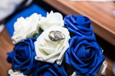 Silk or fabric flowers are cheaper than fresh flowers, can be saved for years after your weddings, and allow you to put decor and bouquets together long before the big day! Photo credit: Shot Through The Heart Photography