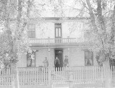 William Jefferies home in Grantsville