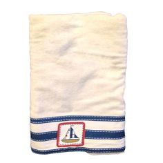 Sail Away Bath Towel
