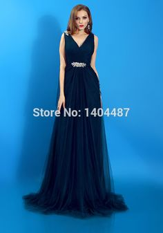 Aliexpress.com : Buy Vestidos De Festa Vestido Longo Formatura Sexy Backless V Neck Tulle Long Prom Dresses Gowns With Stones Abendkleider 2015 from Reliable dress ball gown suppliers on Suzhou Relia Wedding&Event  | Alibaba Group
