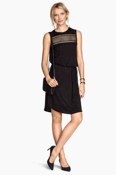 Sukienka z koronką | H&M