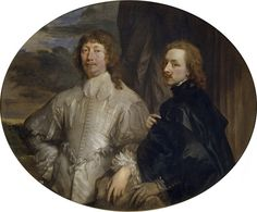 Antony van Dyck - Sir Endymion Porter and Antony van Dyck [c.1635] | Flickr - Photo Sharing!