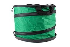 Useful UH-GB171 10 Gallon Hard Shell Bottom Pop-Up Gardening Bag with Zip Closed Lid ** Wow! I love this. Check it out now! : Gardening DIY