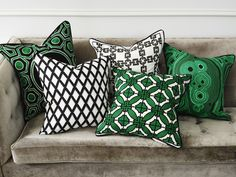 Greg Natale launches his first cushion range - The Interiors Addict