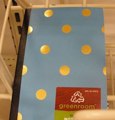 Ink of Me Fondly : Target Sighting - New Notebooks from Paper Chase, Hello Kitty and Green Inspired