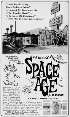 The Fabulous Space Age Lodge